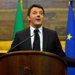 Crisi dell'esecutivo: via al  governo Renzi