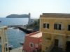 Il borgo e l'isola di Santo Stefano