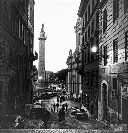 Inpressmagazine claudio palazzi giornalisti e protagonisti for Roma in bianco e nero