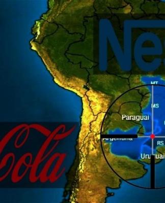 Coca-Cola, Nestlé, il Water Resources Group e il saccheggio dell'acqua della terra - parte 1ª