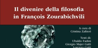 In libreria Il divenire della filosofia in François Zourabichvili a cura di Cristina Zaltieri, edito da Negretto Editore