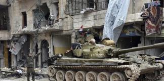 Siria: la guerra del nostro tempo