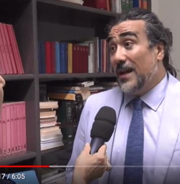 Alessandro Brunetti intervento a Porta a Porta sui diritti e sicurezza sul lavoro dei riders