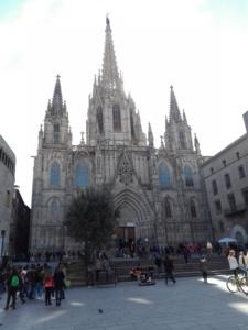 cattedrale barcellona